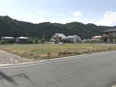 【外観】石生ハートタウン 売地