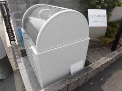 【設備】シェトワボヌール A棟