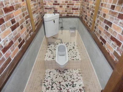 【トイレ】ルフラン室山