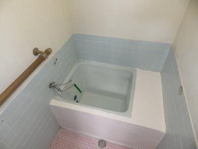 【浴室】ルフラン室山