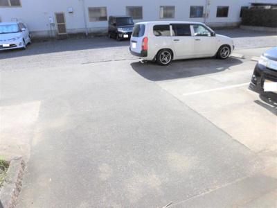 【駐車場】サンビレッジ築捨Ⅱ