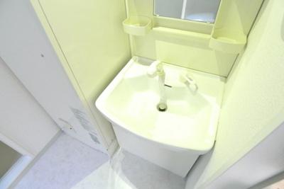【洗面所】ロイヤルメゾン西天満