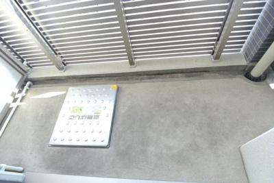 【バルコニー】クリスタルグランツ大阪センターst.