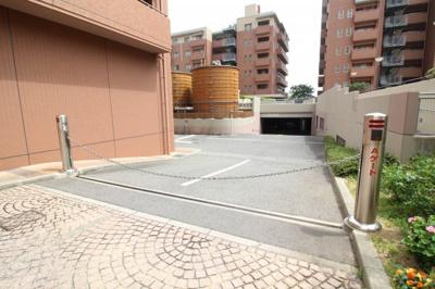 【駐車場】神戸海岸通ハーバーフラッツ1番館