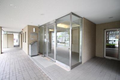 【エントランス】神戸海岸通ハーバーフラッツ1番館