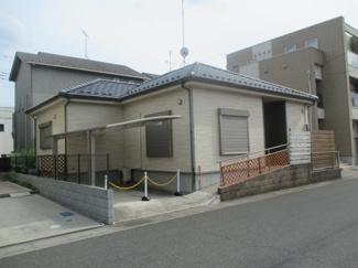 屋根付きカーポート <吉川市大字平沼 平屋建>