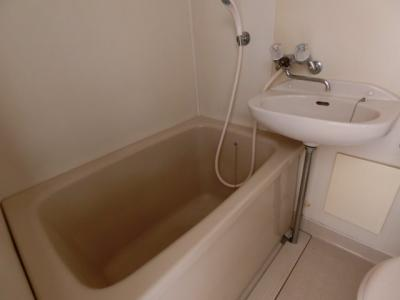 【浴室】第二山本ハイツ