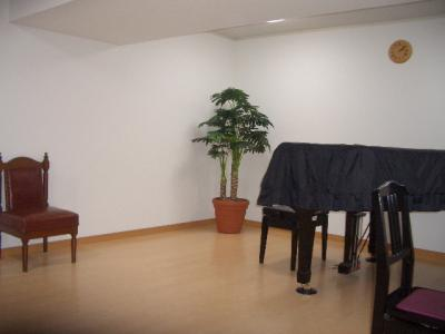 地下音楽スタジオ1