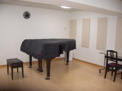 地下音楽スタジオ2