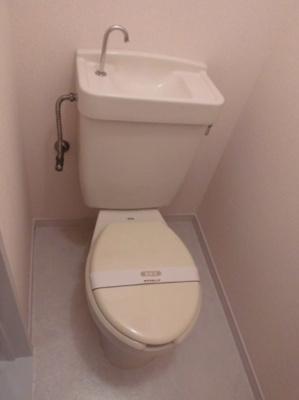 ベイスクエア幕張本郷 トイレ
