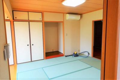 和室 約8.0帖 ミニキッチンの有る和室