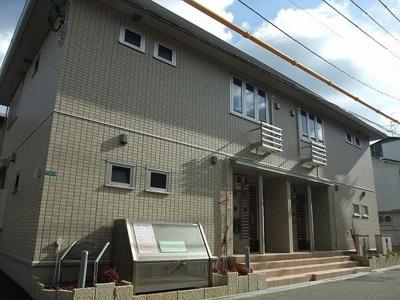 【外観】ウィステリア・クオーレ