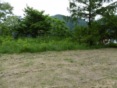 【周辺】黒石市ニ圧内温泉土地
