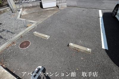 【駐車場】セーフハイムⅡ