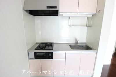 【キッチン】セーフハイムⅡ