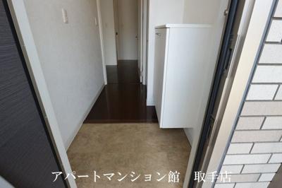 【玄関】セーフハイムⅡ
