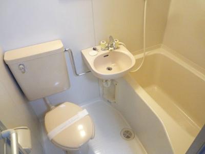 【浴室】小野ハイツ