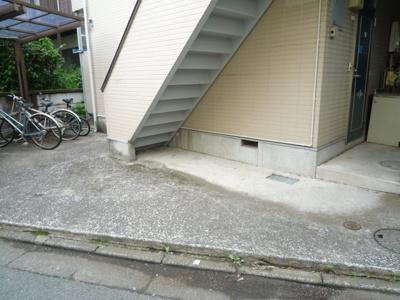 【エントランス】小野ハイツ