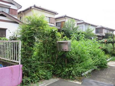 【外観】鶴ヶ島市下新田売地