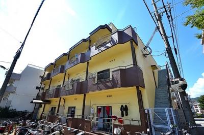 【外観】三景マンション