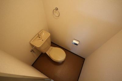 【トイレ】三景マンション