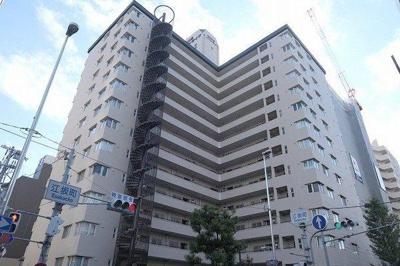 【現地写真】 鉄骨鉄筋コンクリート造・14階建マンション