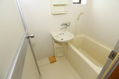 【浴室】富澤ハイツ