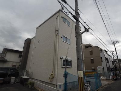 【外観】ハーモニーテラス青木