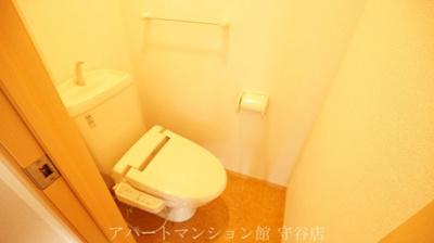 【トイレ】ベル・グランツⅥ