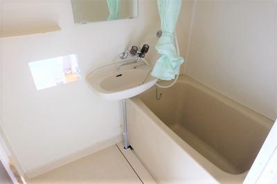 【浴室】コーポひまわり