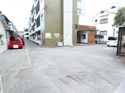 【駐車場】ハイツ梶山