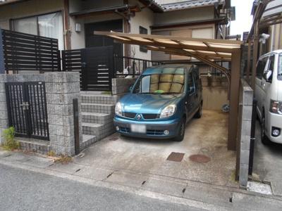 【駐車場】亀岡 南つつじヶ丘桜台四丁目一戸建