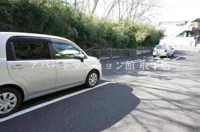 【駐車場】クレールⅤ
