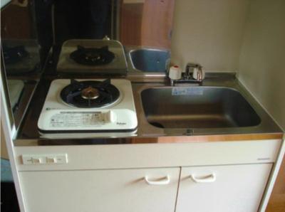 ライフピアシャープのキッチン