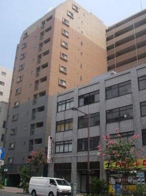【外観】パレステュディオ新宿パークサイド