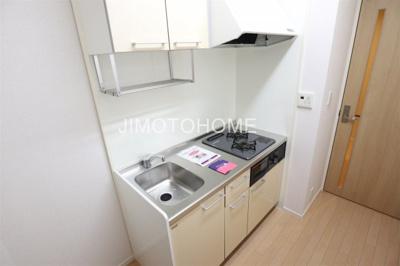 【キッチン】グランソレイユ三軒家