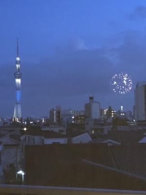 平成30年の隅田川花火大会です