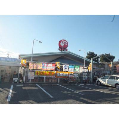 ホームセンター「コメリハード&グリーン母袋店まで1208m」