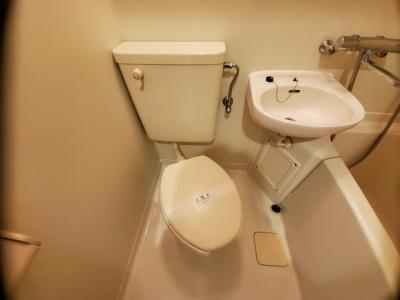 【トイレ】川西高田マンション