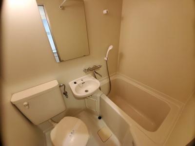 【浴室】川西高田マンション