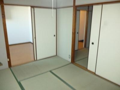 【和室】コーポマエダ1