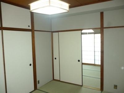【居間・リビング】コーポマエダ1