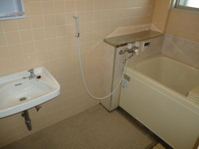 【浴室】コーポマエダ1