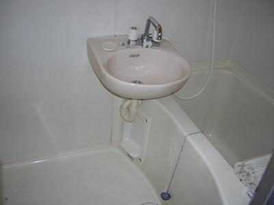 【浴室】オリーブハイツ