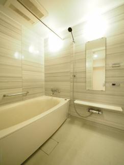 【浴室】ライオンズプラザ新宿