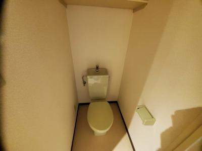 【トイレ】プチソレイユ