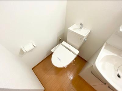【トイレ】BELAIR江上
