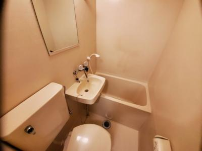 【浴室】マンションOMOYA