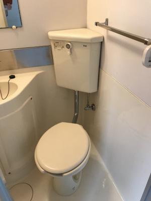 【トイレ】サンロイヤル浜脇