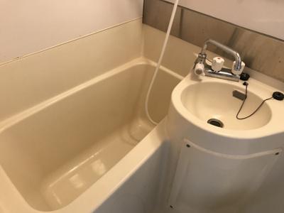 【浴室】サンロイヤル浜脇